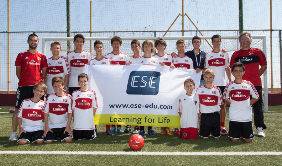 ESE Миланский футбольный лагерь