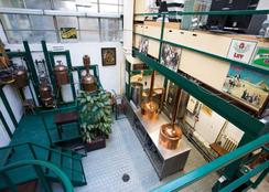 Химико-Технологический Университет в Праге