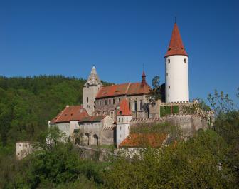 КРИВОКЛАТ - летний лагерь в Чехии