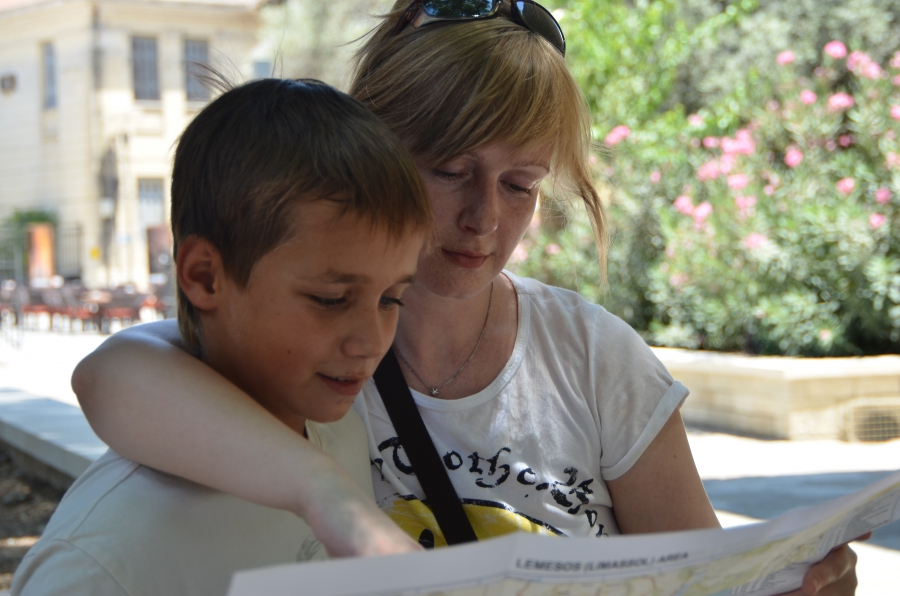 Детский летний лагерь Лимассол Епископи