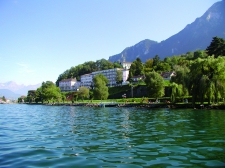 Швейцарский летний кулинарный клуб