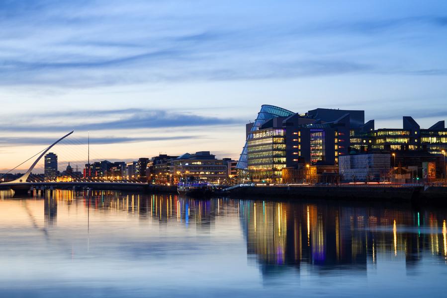 International House DUBLIN - проживание в семье