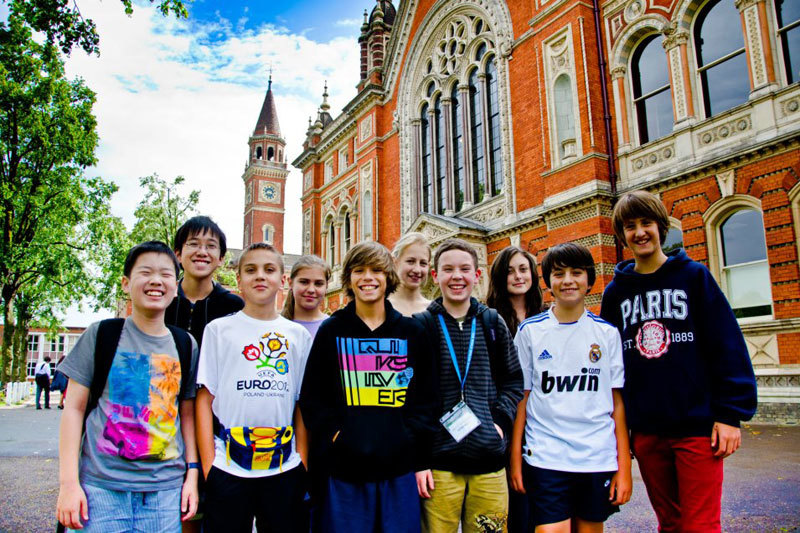 Our World - Dulwich College Лондон