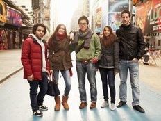 ЕС Нью-Йорк США английский для взрослых  - Фото 8