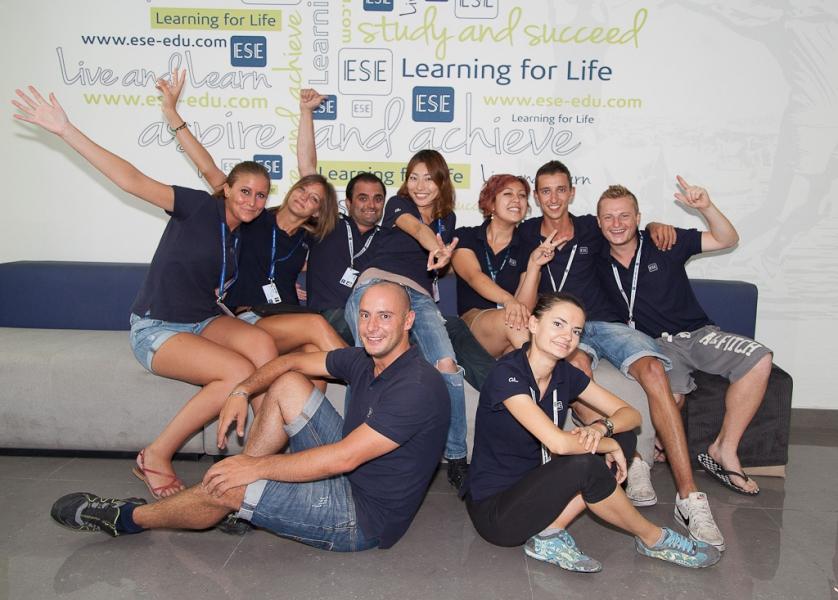 ESE School Английский для взрослых