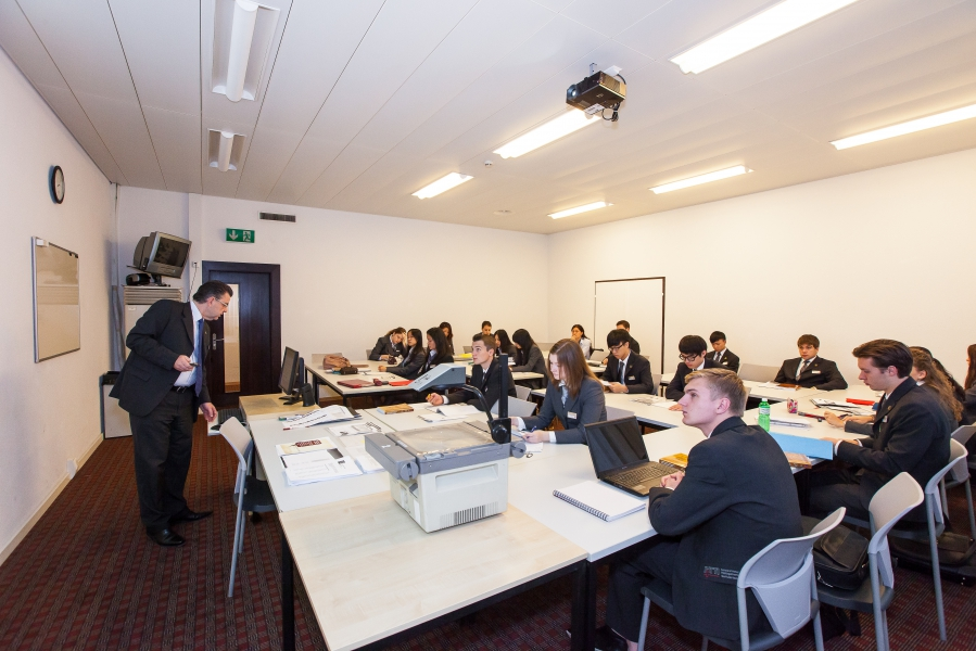 IHTTI School of Hotel Management, Нешатель