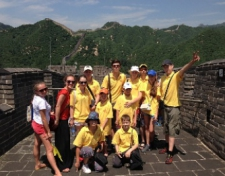 Лингвистический лагерь в Пекине «WORLDTEAM»