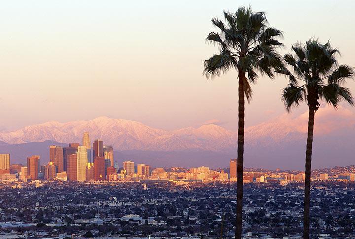 EF Лос-Анджелес