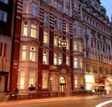 St Giles, London Central. Центральный Лондон