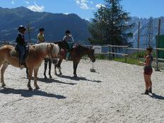Les Elfes лагерь Вербье Швейцария: лето - Фото 6