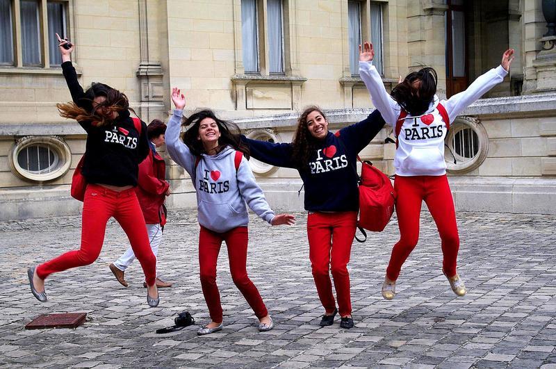 Accord Paris летний и дневной лагеря для подростков и детей