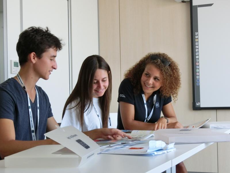 ESE School St. Julians Семейная программа родители + дети