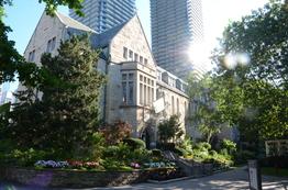 Лагерь Торонто, St. Michael's Toronto University  - Фото 4