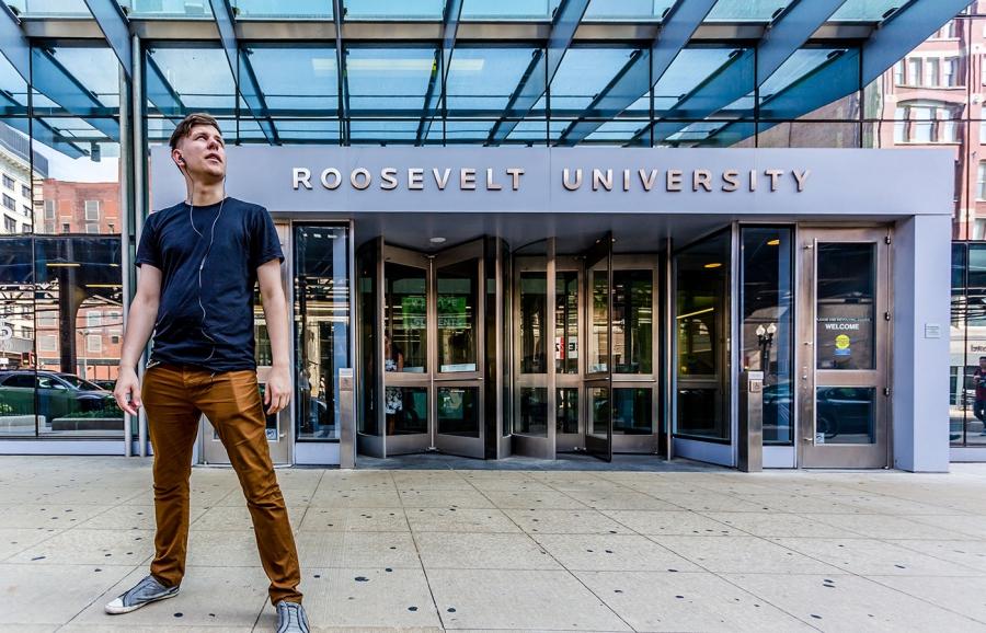 Pre – master's program Roosevelt University