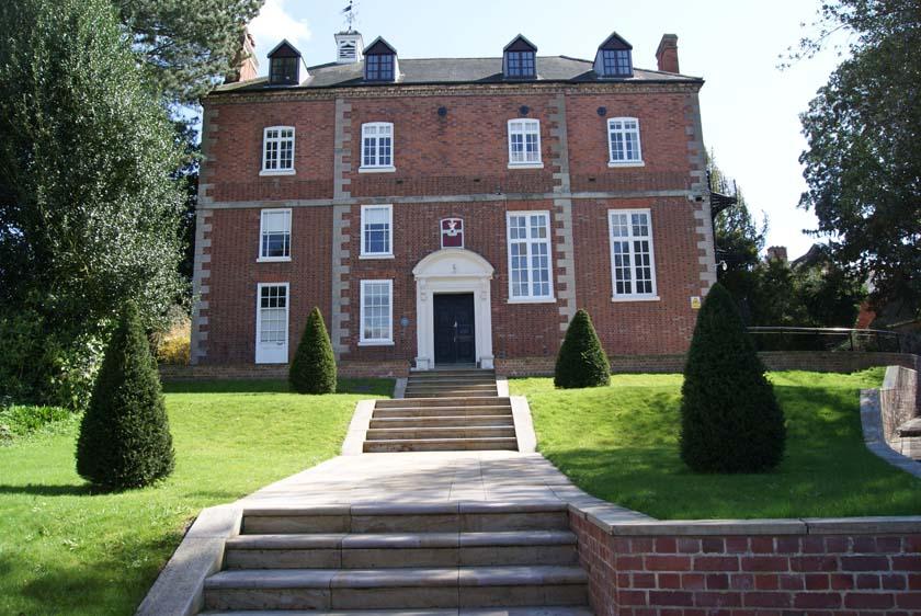 BROMSGROVE SCHOOL проживание в резиденции
