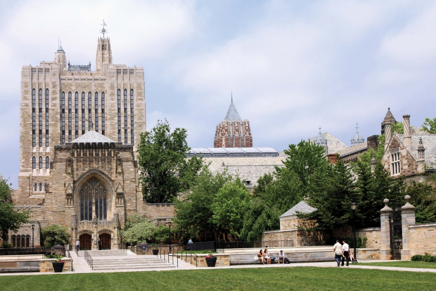 New Haven, Yale